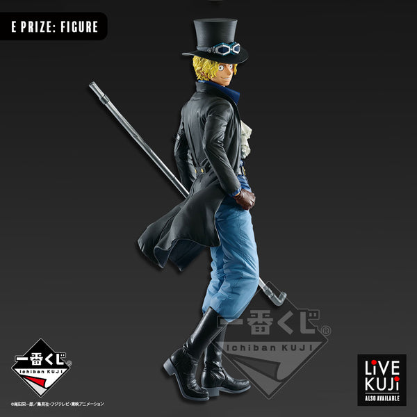 Banpresto KUJI One Piece THE GREATEST! 20th ANNIVERSARY~