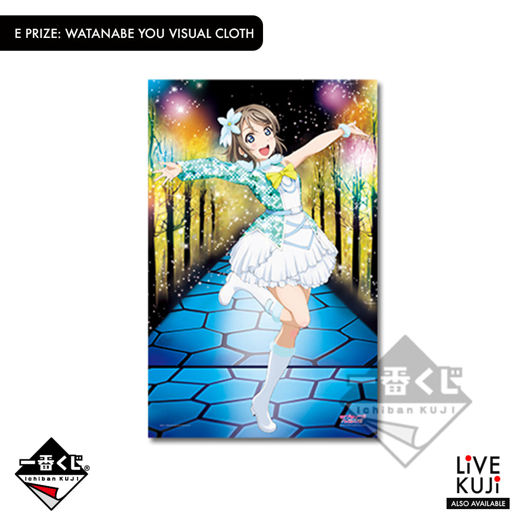 [IN-STOCK] Banpresto KUJI Love Live! Sunshine!! -6th- ~