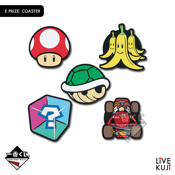 [IN-STOCK] Banpresto KUJI Mario Kart~