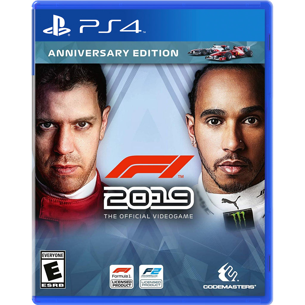 PS4 F1 2019 [Anniversary Edition] *R3