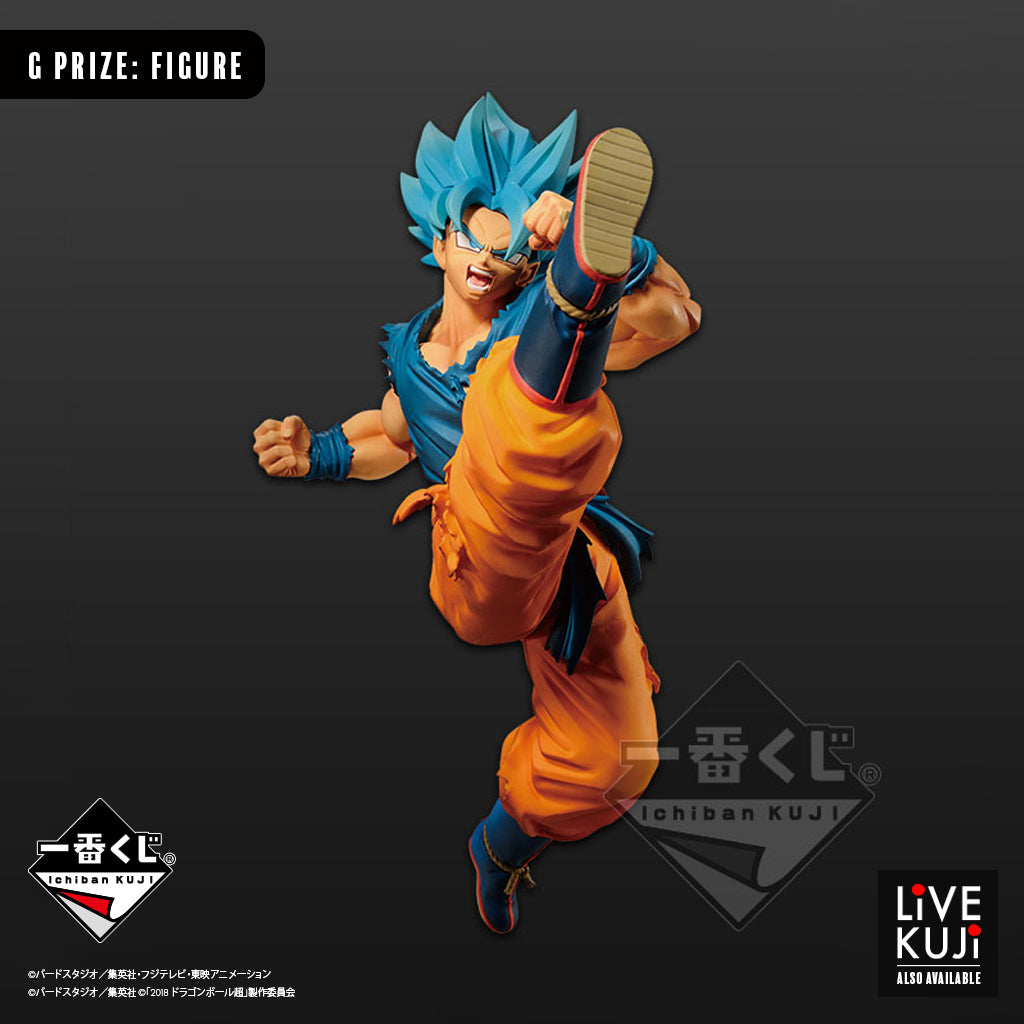 [IN-STOCK] Banpresto KUJI DRAGON BALL -Super Battle Z-~