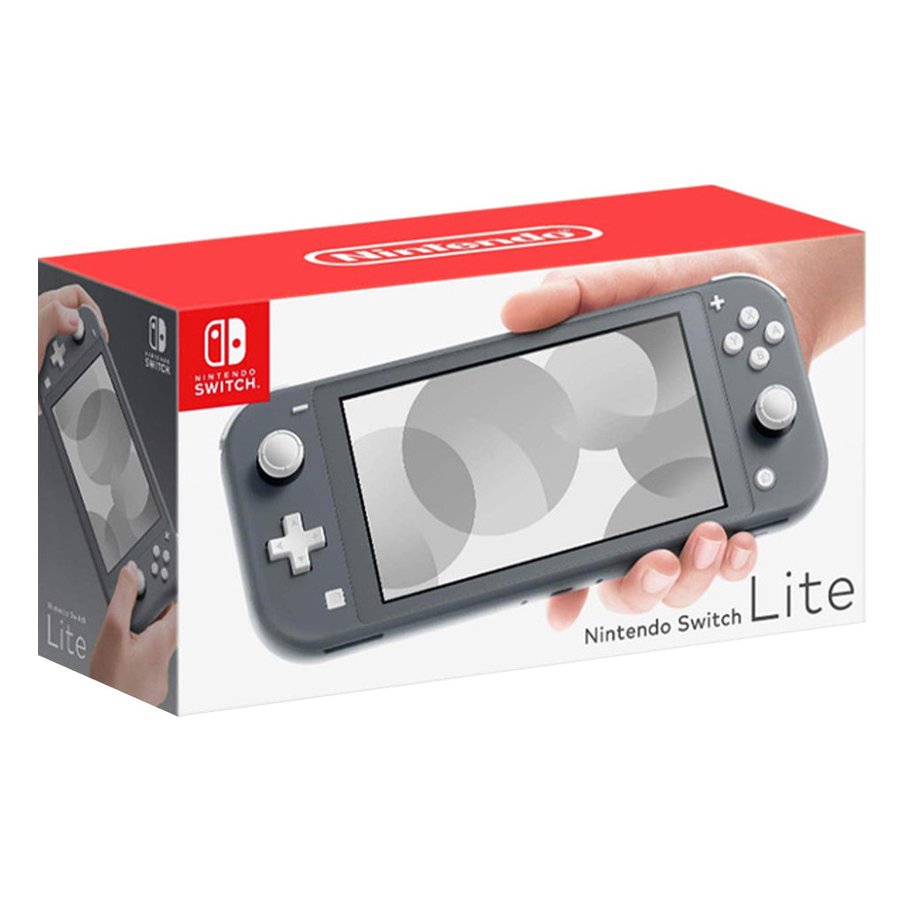 Nintendo Switch Lite Grey Console