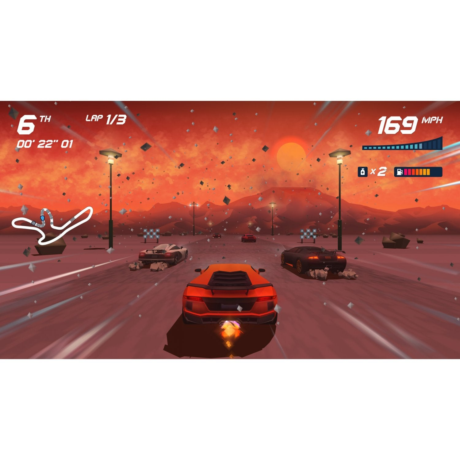 Horizon Chase Turbo - Deluxe Edition