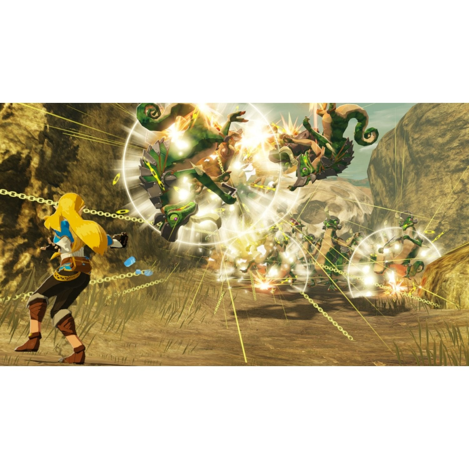 NSW Hyrule Warriors: Age of Calamity