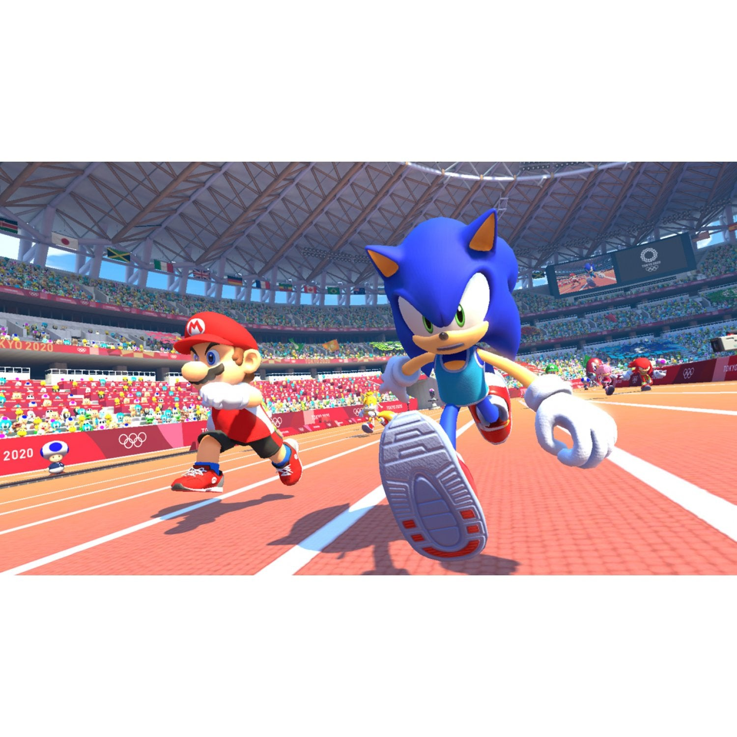 NSW Mario & Sonic at the Olympic Games Tokyo 2020