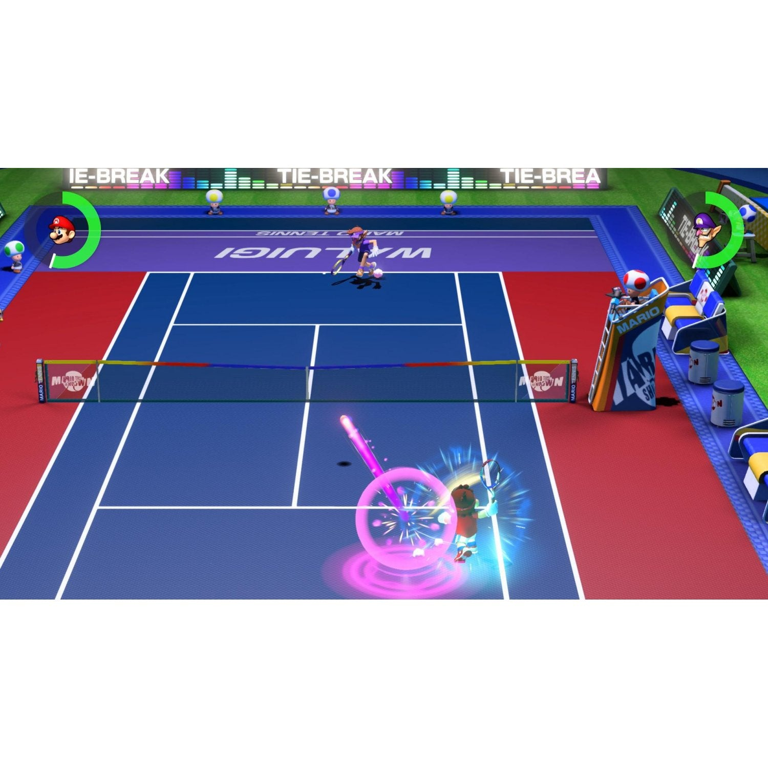 NSW Mario Tennis Aces