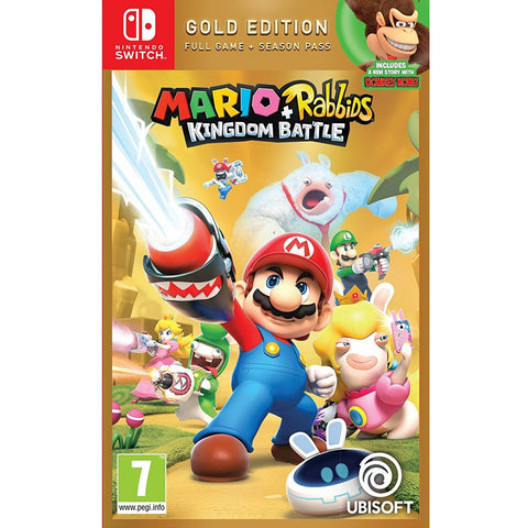 Mario + Rabbids: Kingdom Battle [Gold Edition]