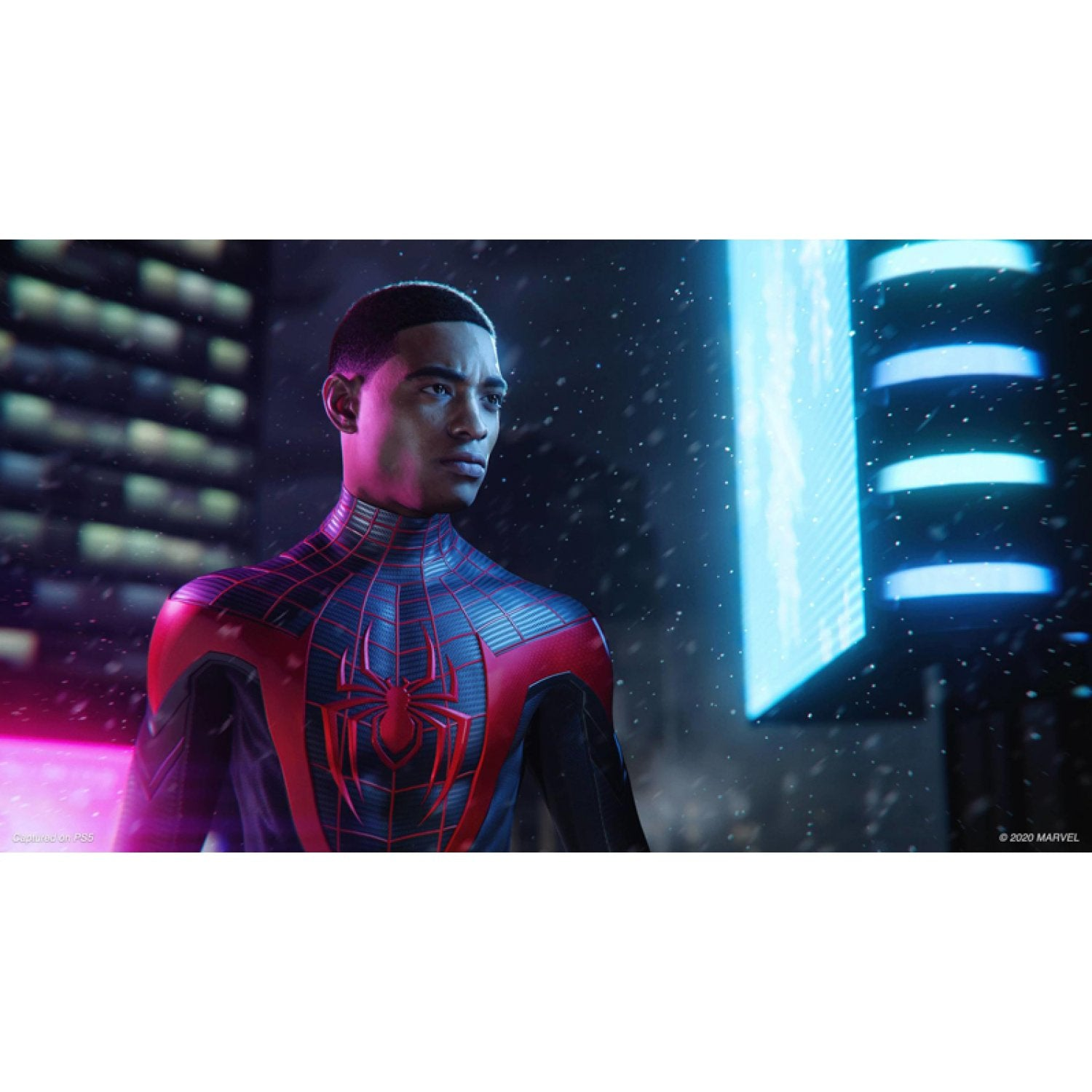 PS5 Marvel's Spider-Man: Miles Morales
