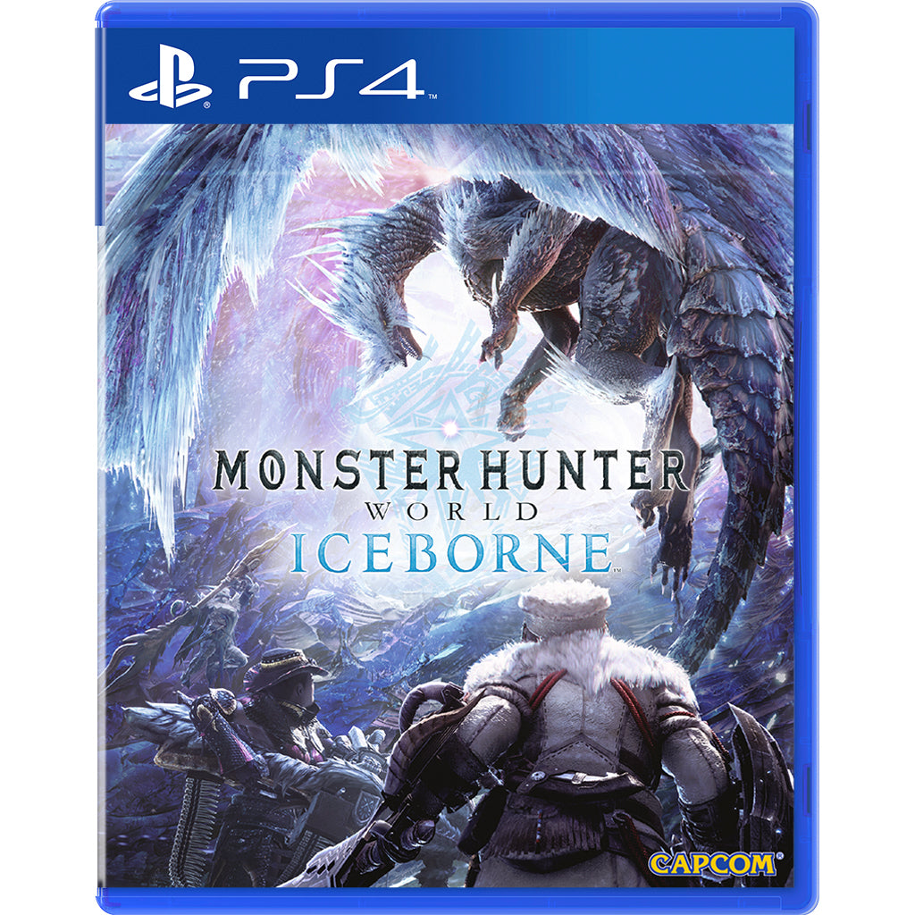 PS4 Monster Hunter World: Iceborne - Master Edition