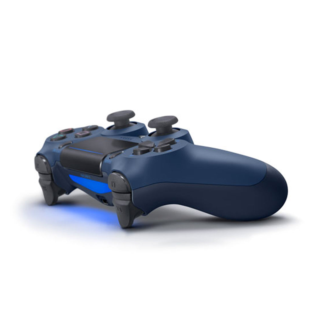 PS4 New DS4 Midnight Blue Controller *Asia