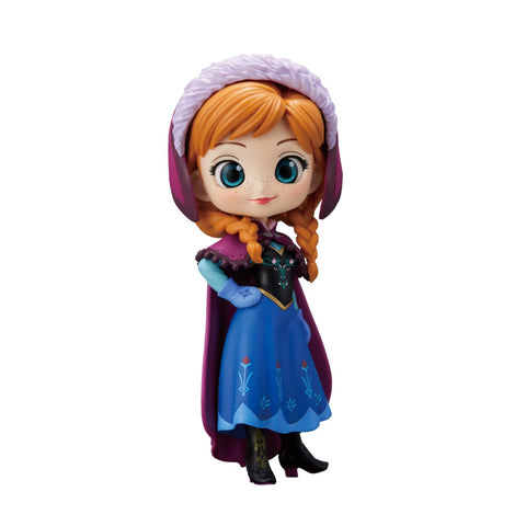 Banpresto Anna (Normal) Q Posket Disney Characters Frozen