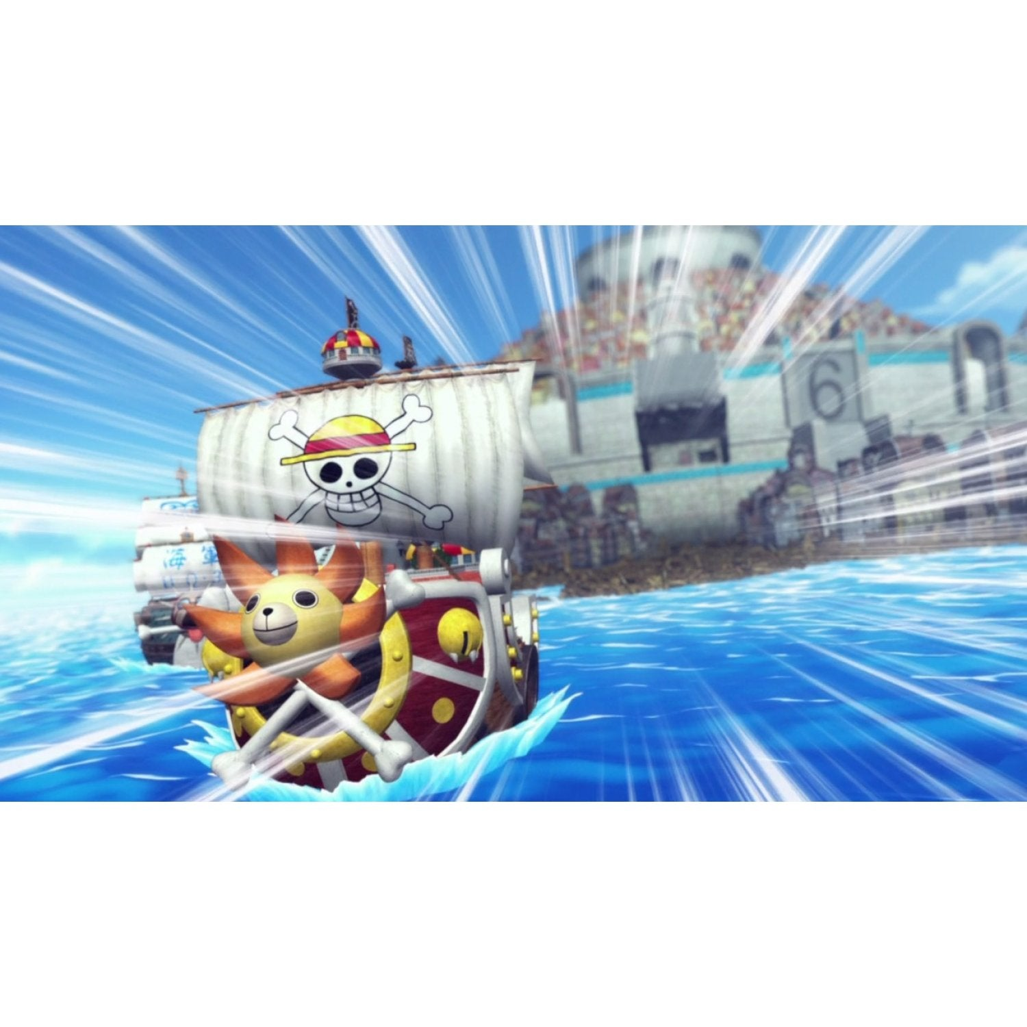 NSW One Piece: Pirate Warriors 3 - Deluxe Edition