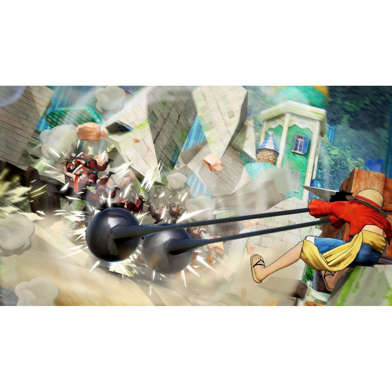 PS4 One Piece: Pirate Warriors 4
