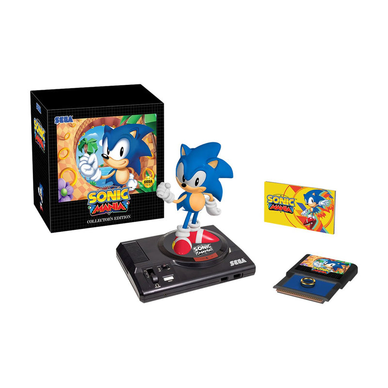 Sonic Mania (Collector's Edition)