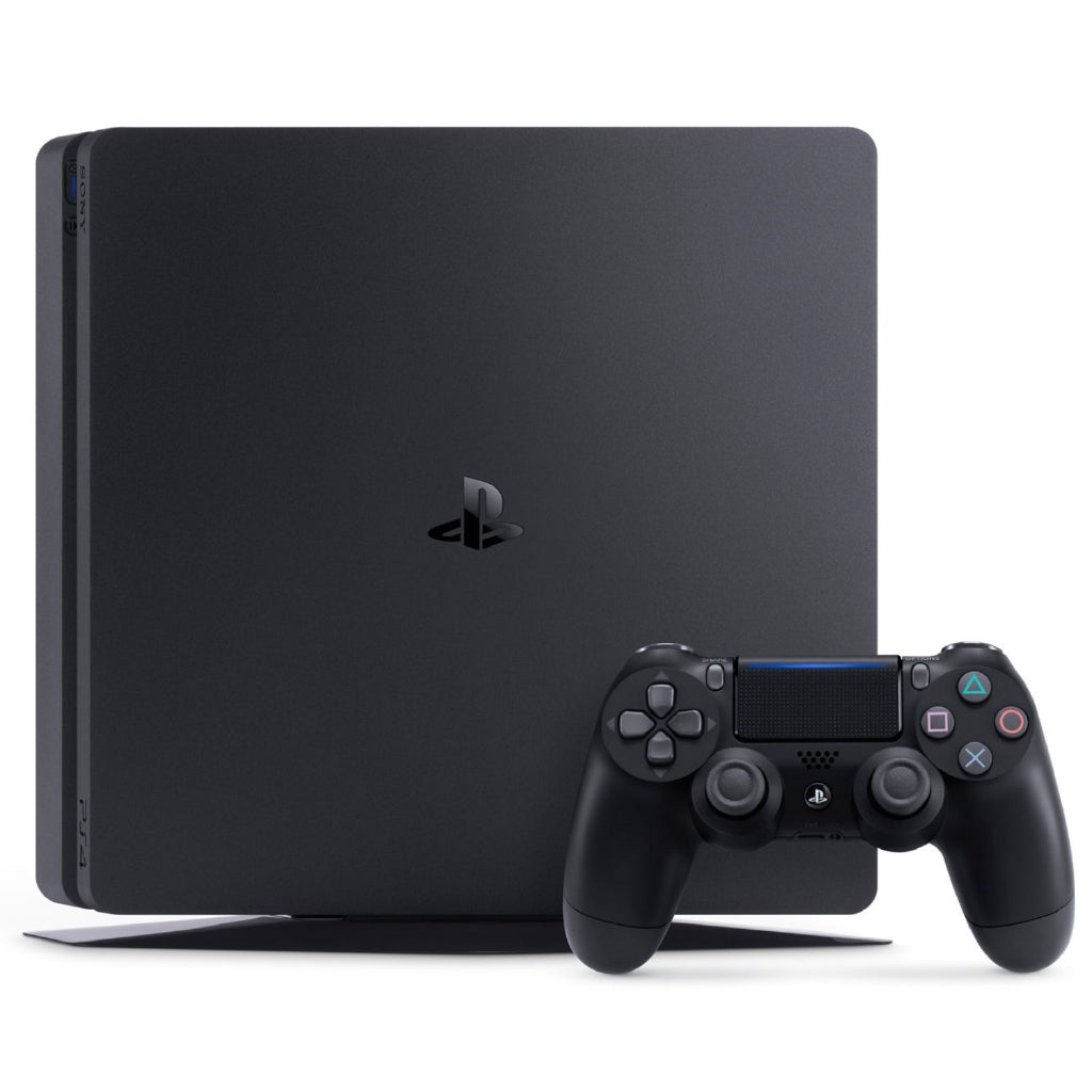 PS4 500GB Slim Black Console