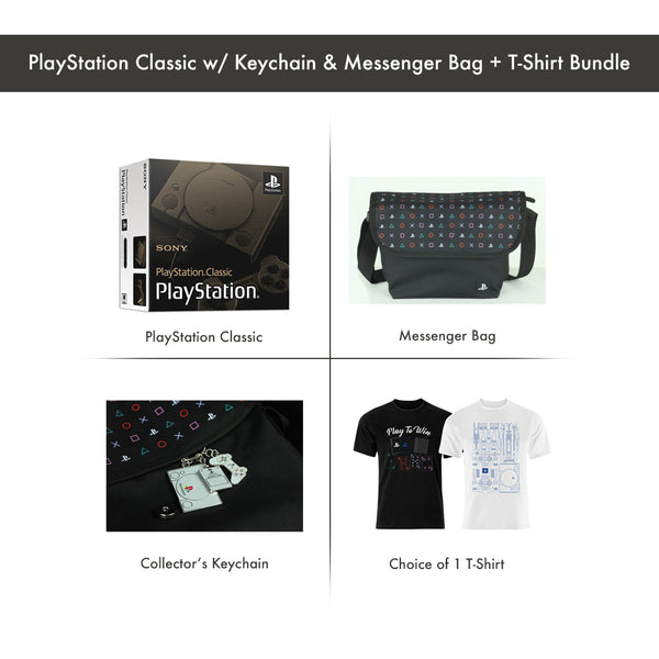 PlayStation Classic + 25th Anniversary Bundles