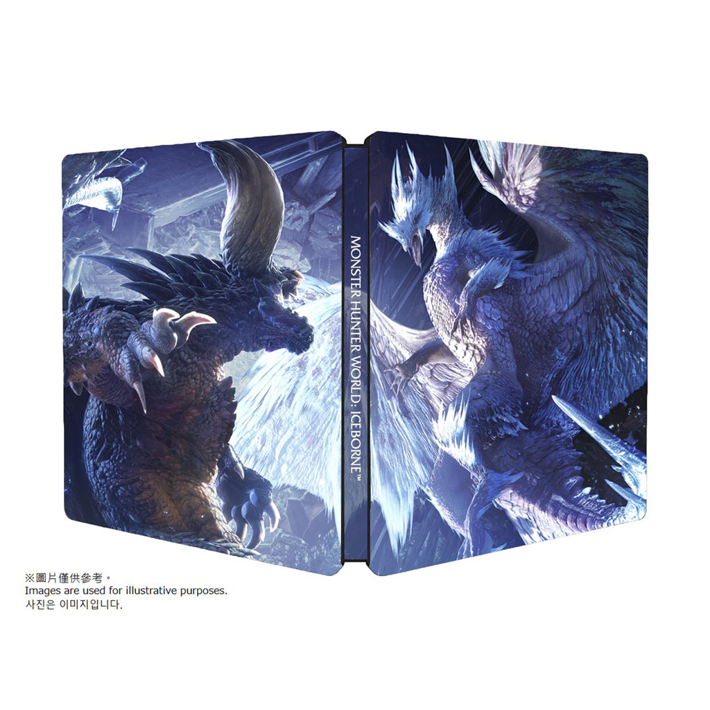 PS4 Monster Hunter World: Iceborne - Master Edition *R3