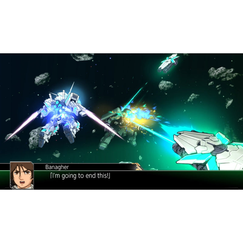 NSW Super Robot Wars V