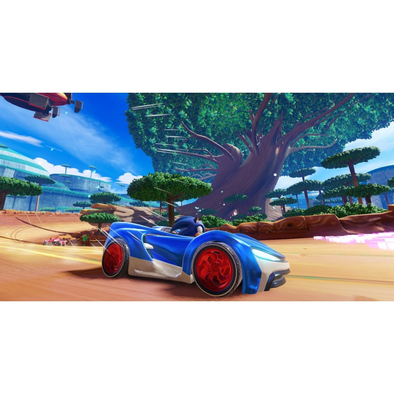 PS4 Team Sonic Racing (ENG/CHN) *R3