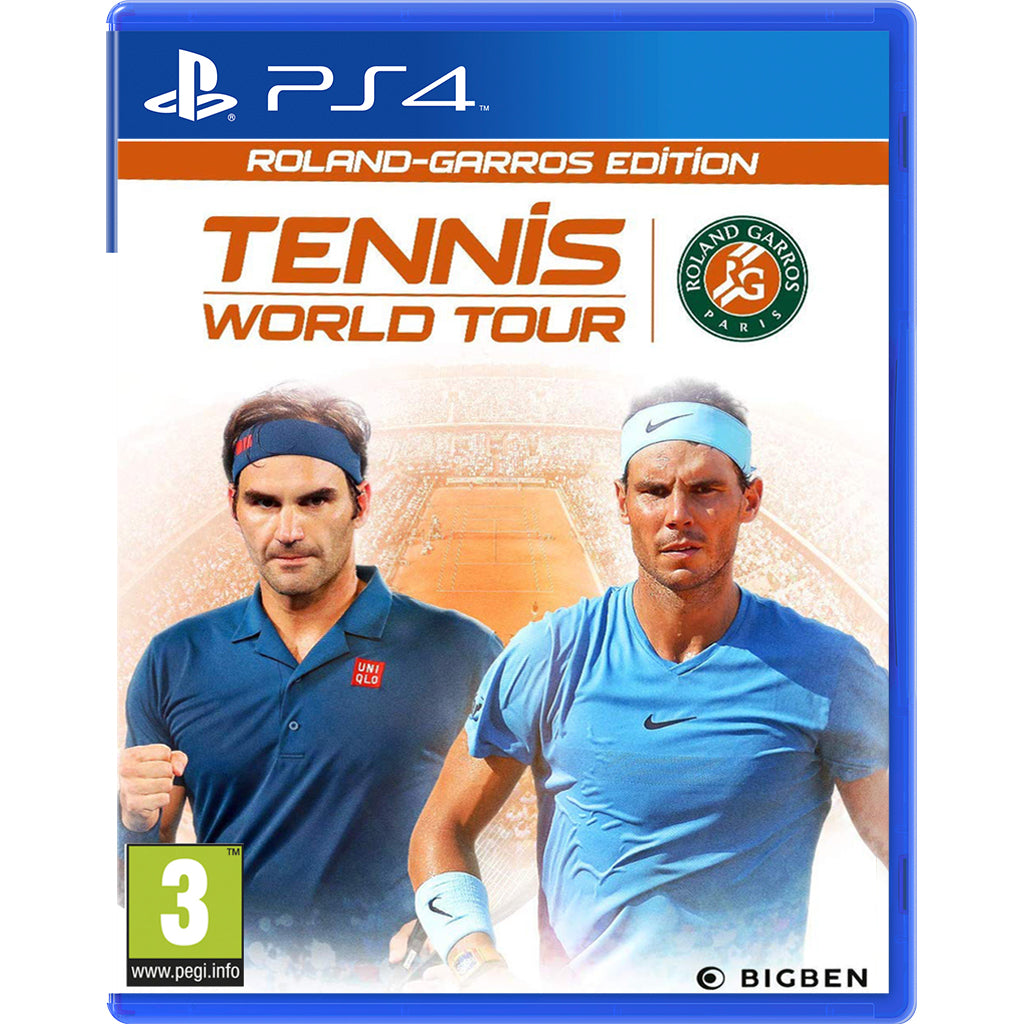 PS4 Tennis World Tour [Roland-Garros Edition] *R2
