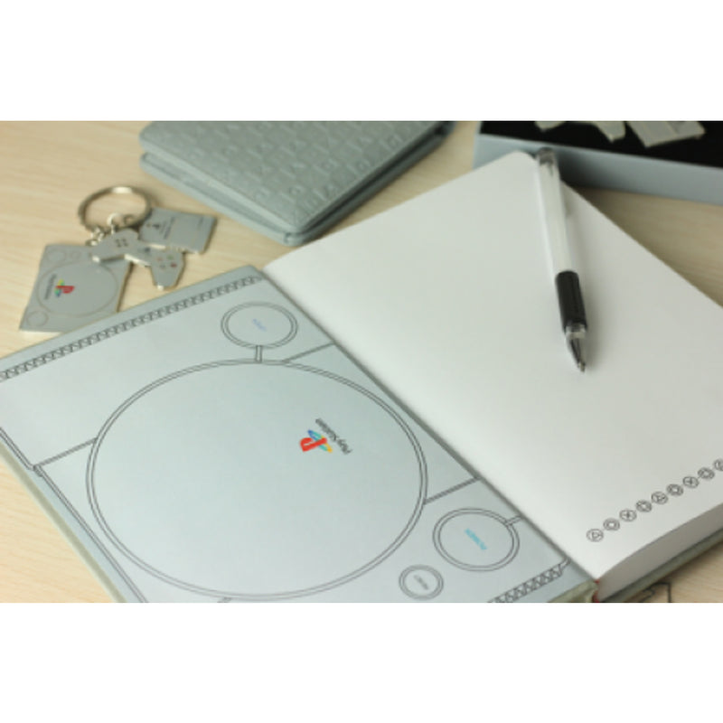 PlayStation 25th Anniversary Classic Theme Notebook