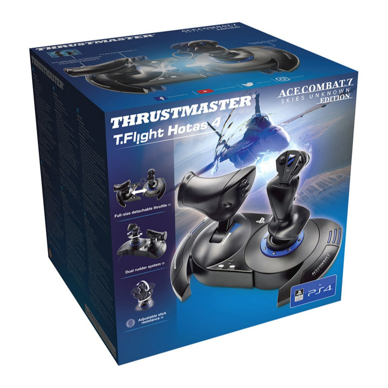 Thrustmaster T.Flight HOTAS 4 Ace Combat 7: Skies Unknown Edition