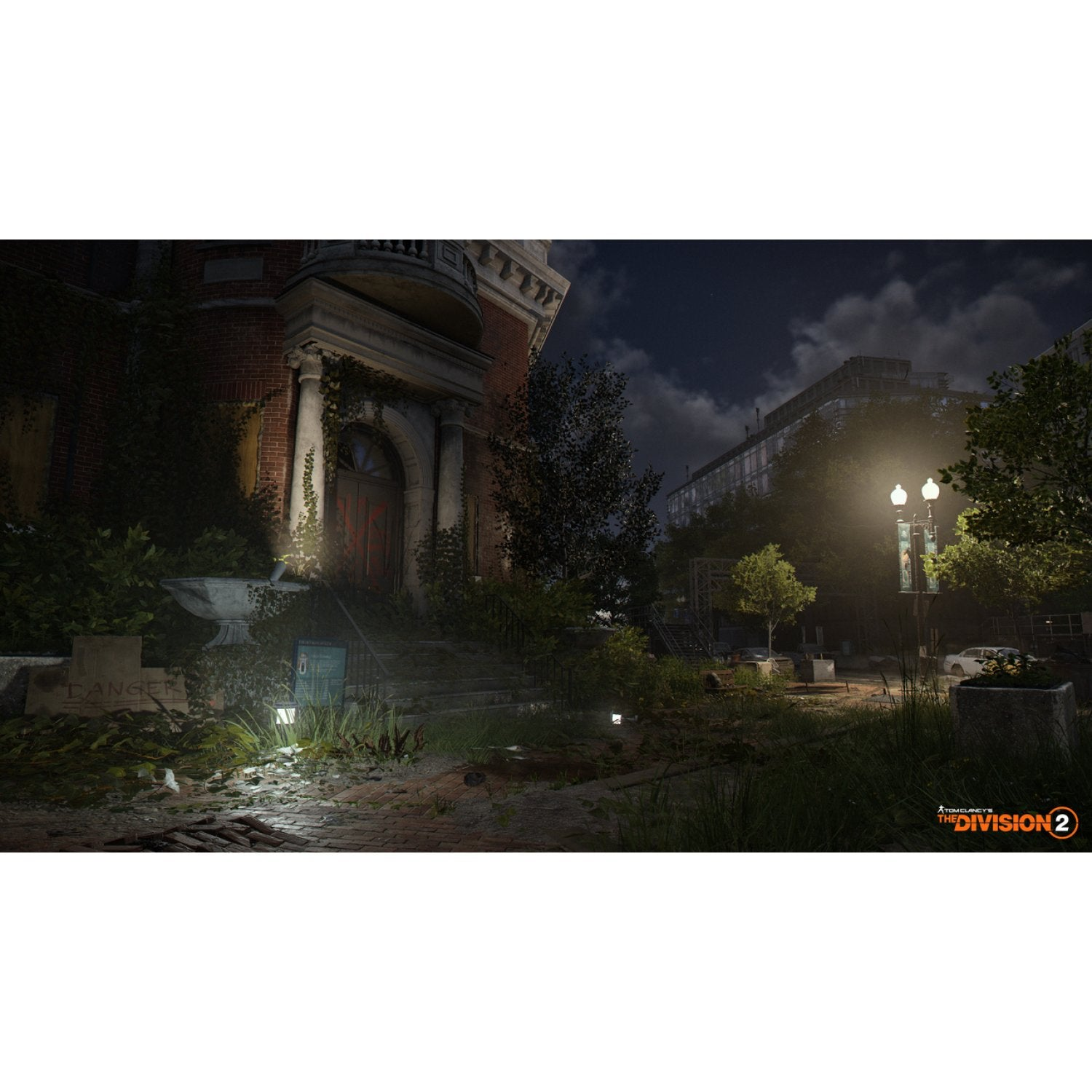 PS4 Tom Clancy's The Division 2 (M18) *R3