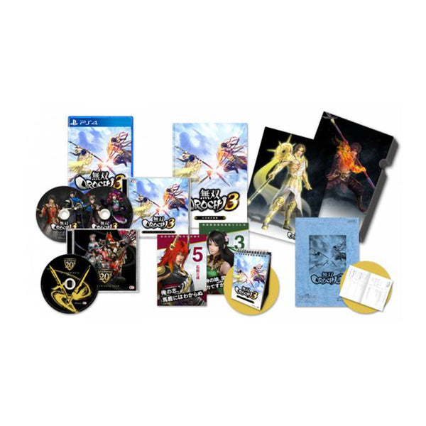 PS4 Warriors Orochi 4 [Treasure Box Edition]