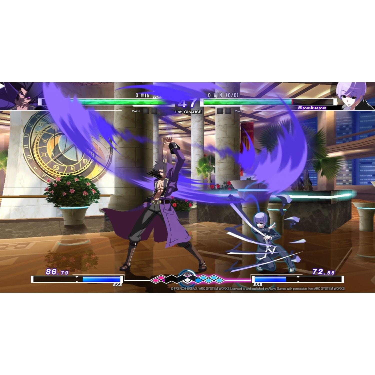 Under Night In-Birth Exe:Late|cl-r|