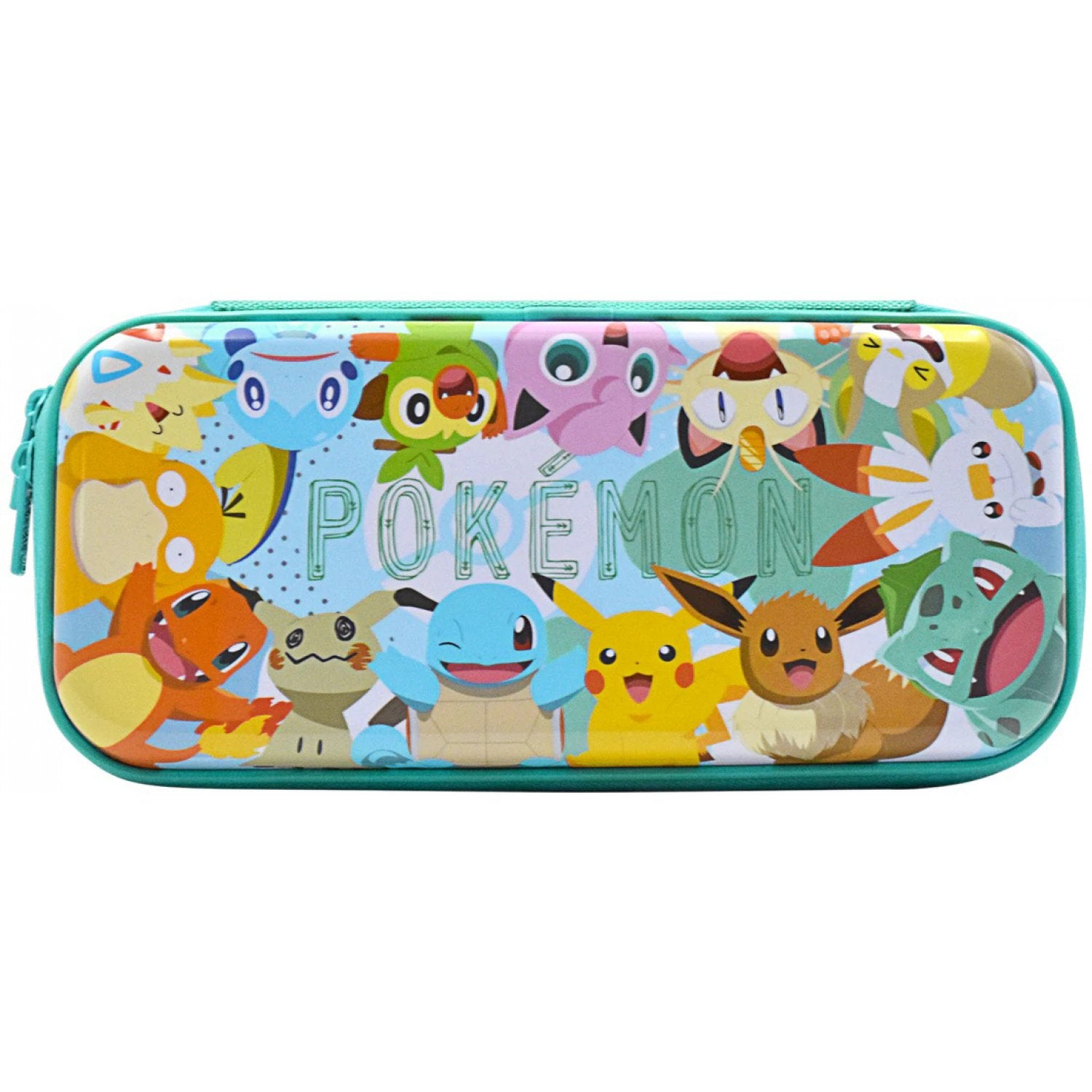 HORI Vault Case - Pikachu & Friends (NSW-291A)