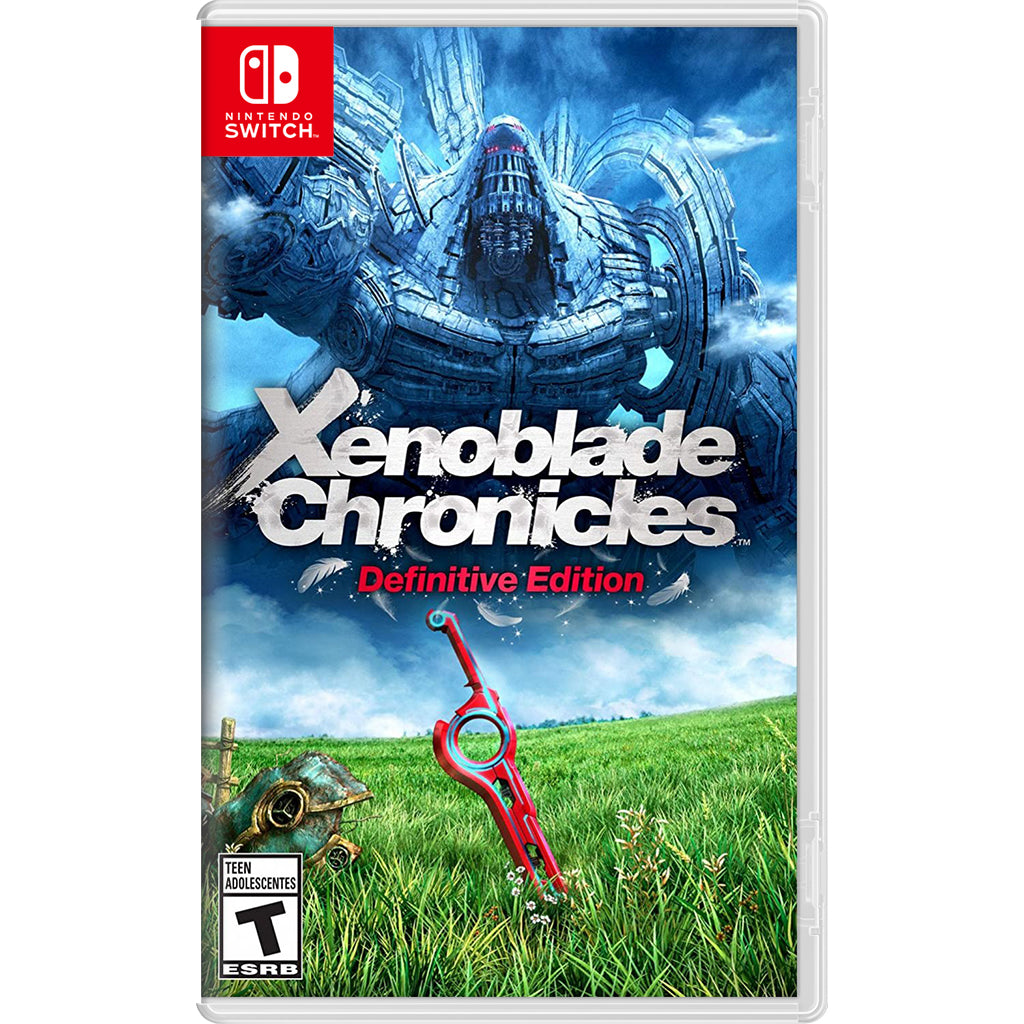 NSW Xenoblade Chronicles [Definitive Edition]