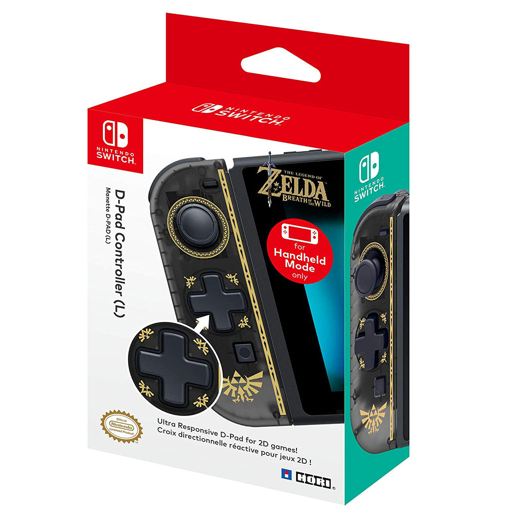 NSW-119A The Legend of Zelda (L) Only Joycon w/ Directional Pad