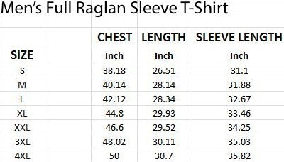 size chart of shirts: Men s size chart ektarfa com buy best t shirts online in india