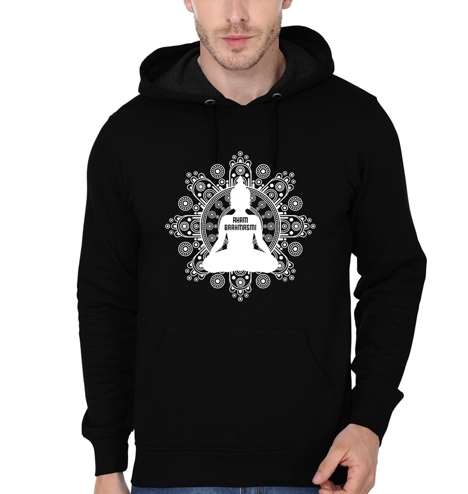 Aham Bhahmasmi Hoodie for Men