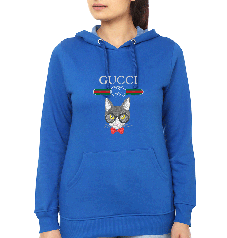 Gucci Cat Hoodie for Women