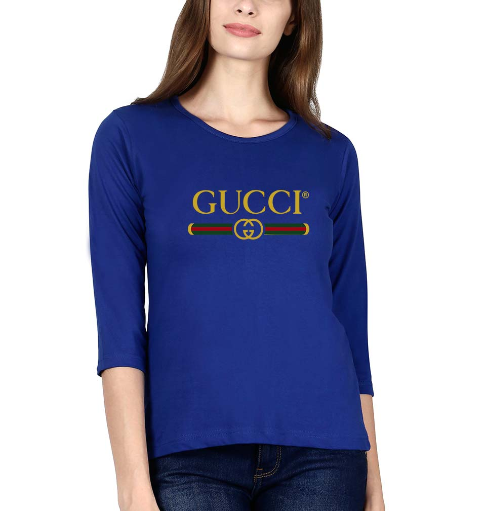 Gucci Full Sleeves T-Shirt for Women