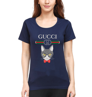 Gucci Cat T-Shirt for Women