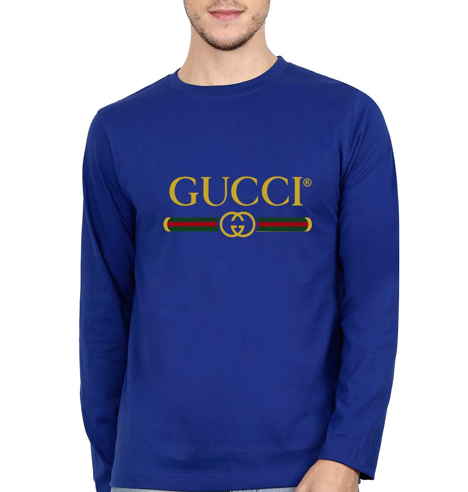 Gucci Full Sleeves T-Shirt for Men