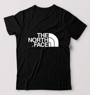 The North Face T-Shirt For Men-M(40 Inches)-Black-ektarfa.com
