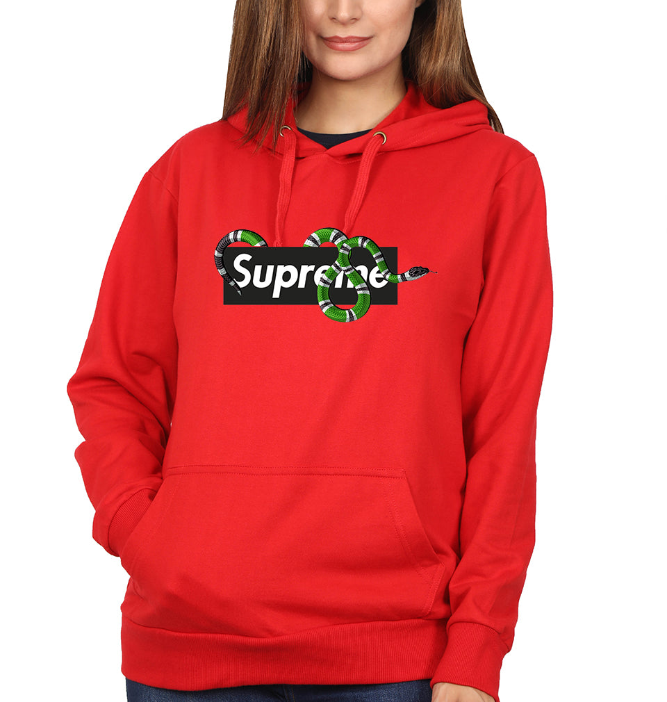 Supreme x Gucci Hoodie for Women