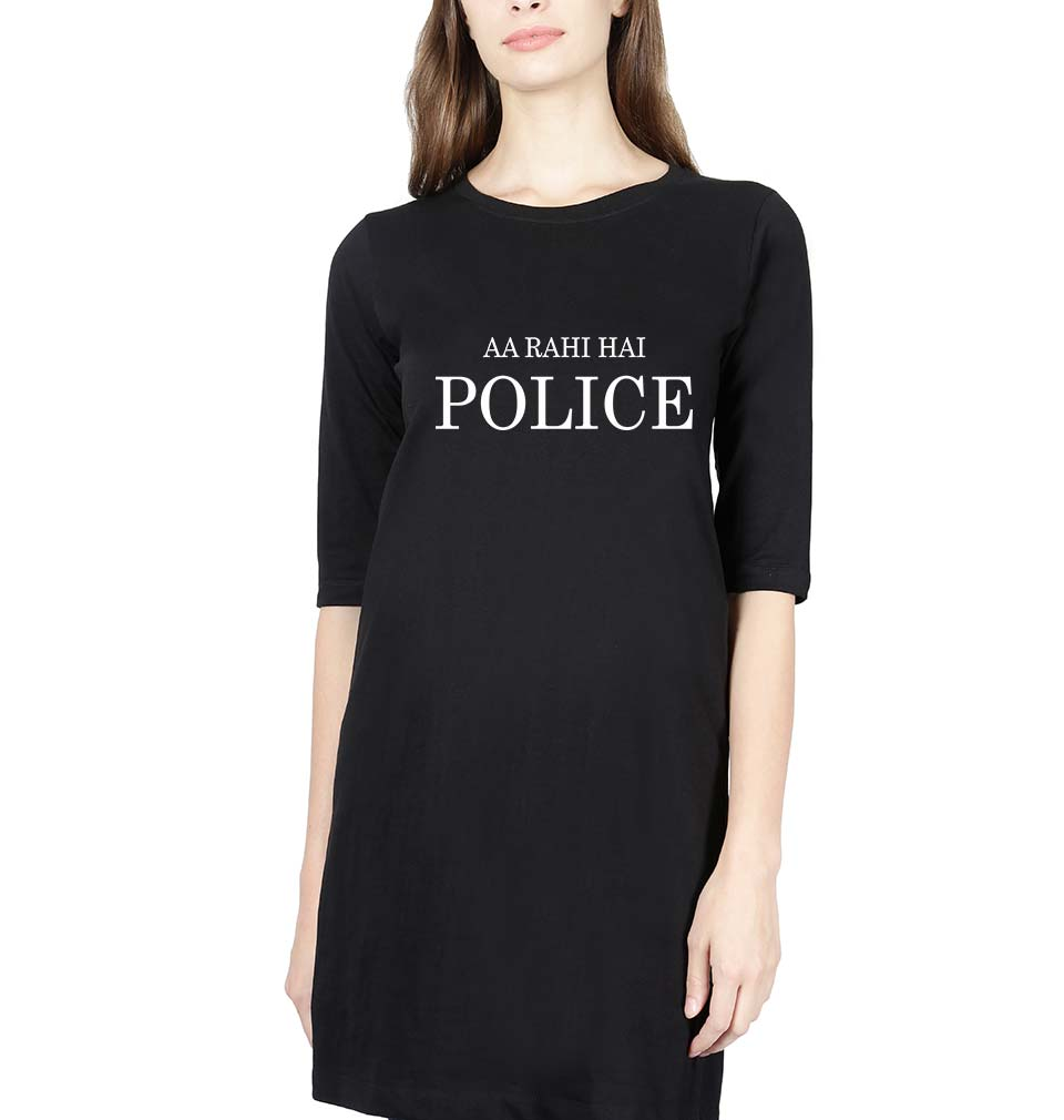 AA Rahi Hai Police Long Top for Women