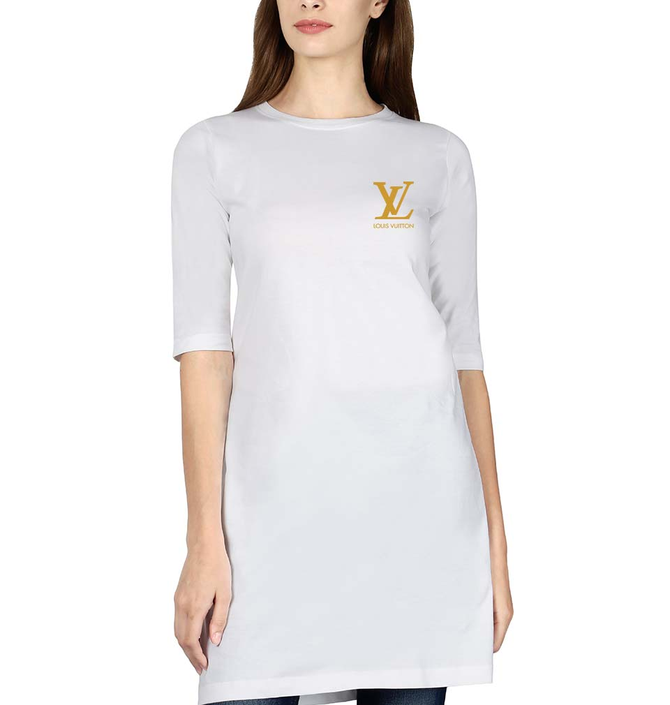 Louis Vuitton(LV) Logo Long Top for Women