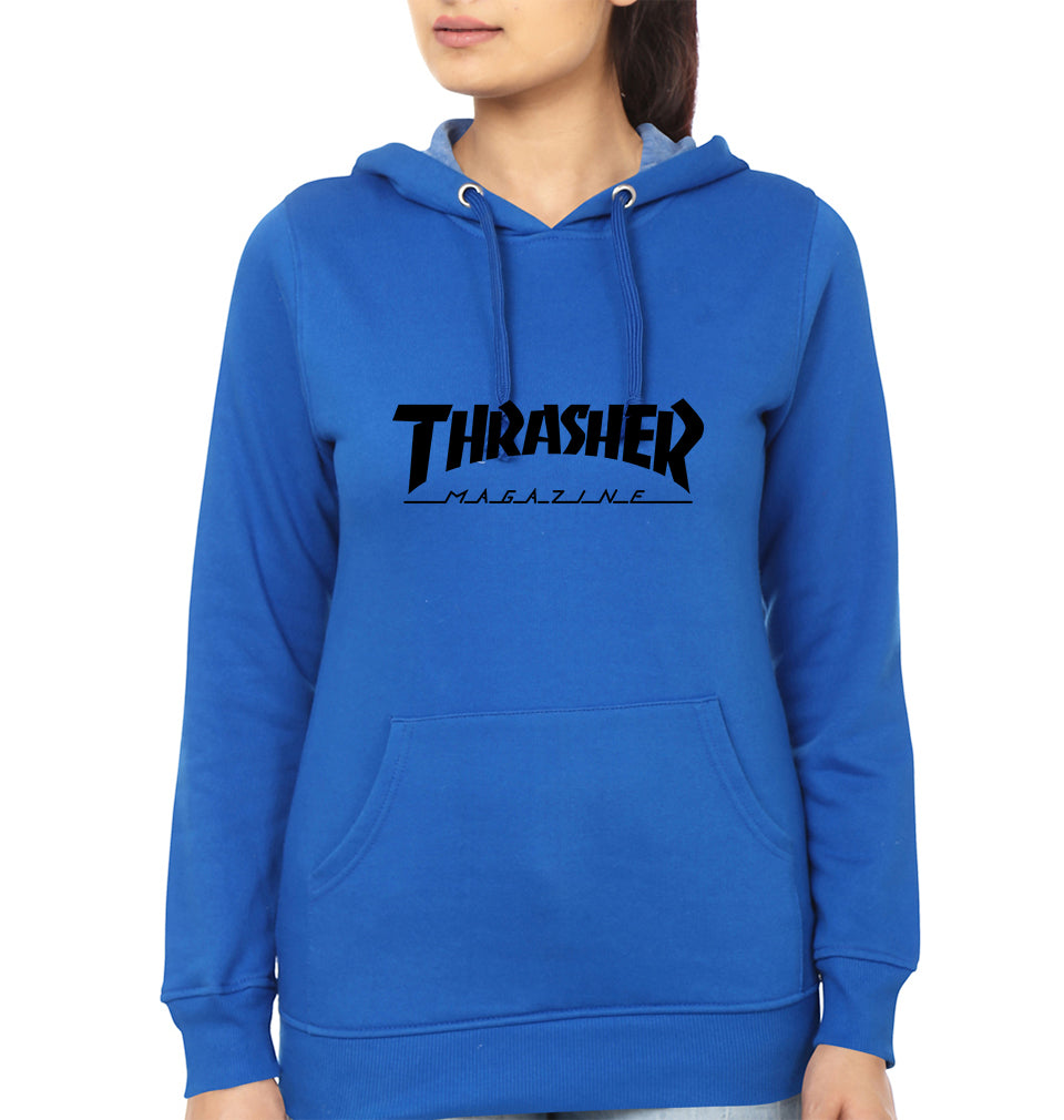 Thrasher Magazine Hoodie for Women