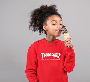 Thrasher Magazine Hoodie for Girl