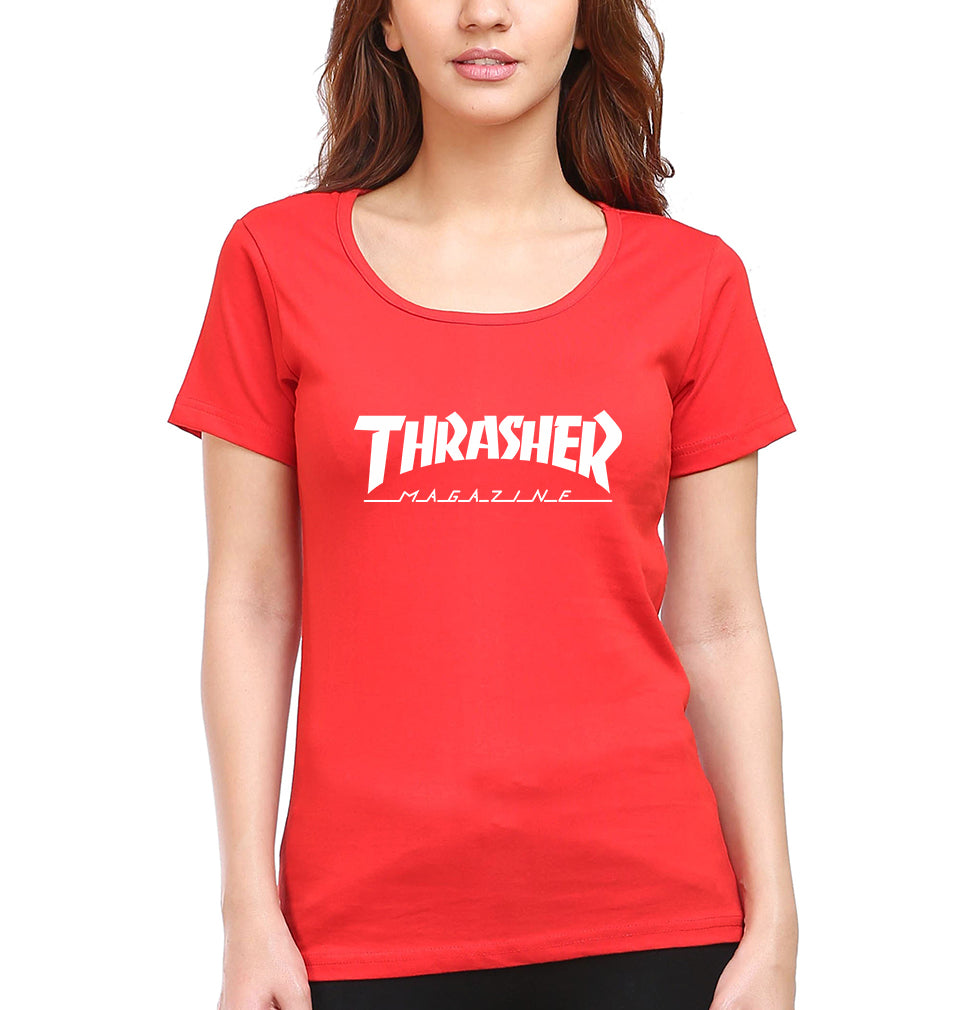 Thrasher Magazine T-Shirt for Women