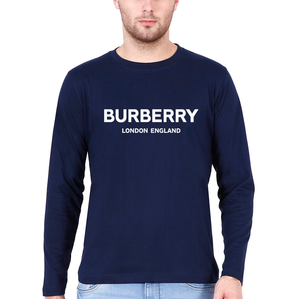 Burberry Full Sleeves T-Shirt for Men