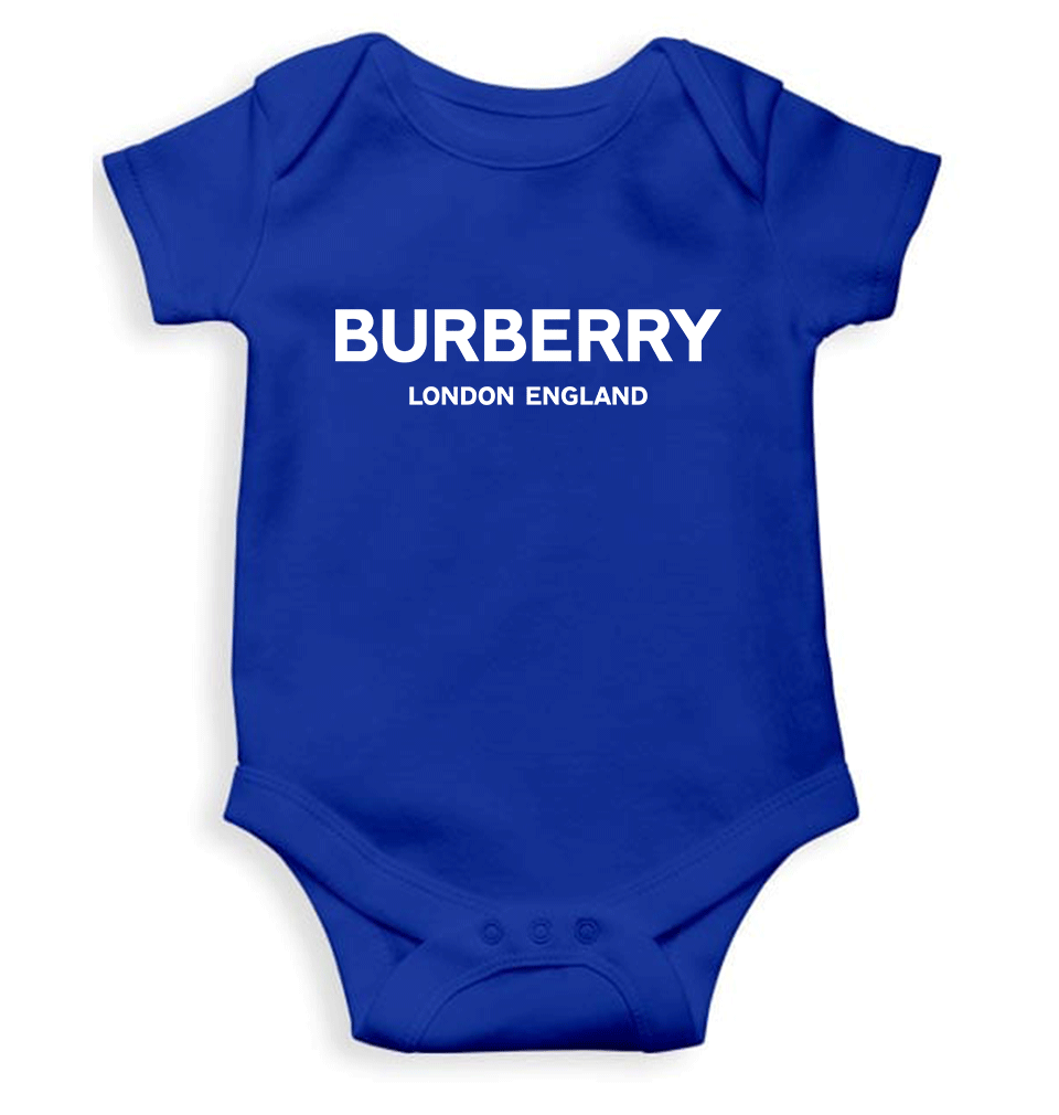 Burberry Romper For Baby Boy