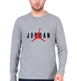 Jordan Full Sleeves T-Shirt for Men