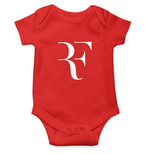 Roger Federer(RF) Romper For Baby Boy