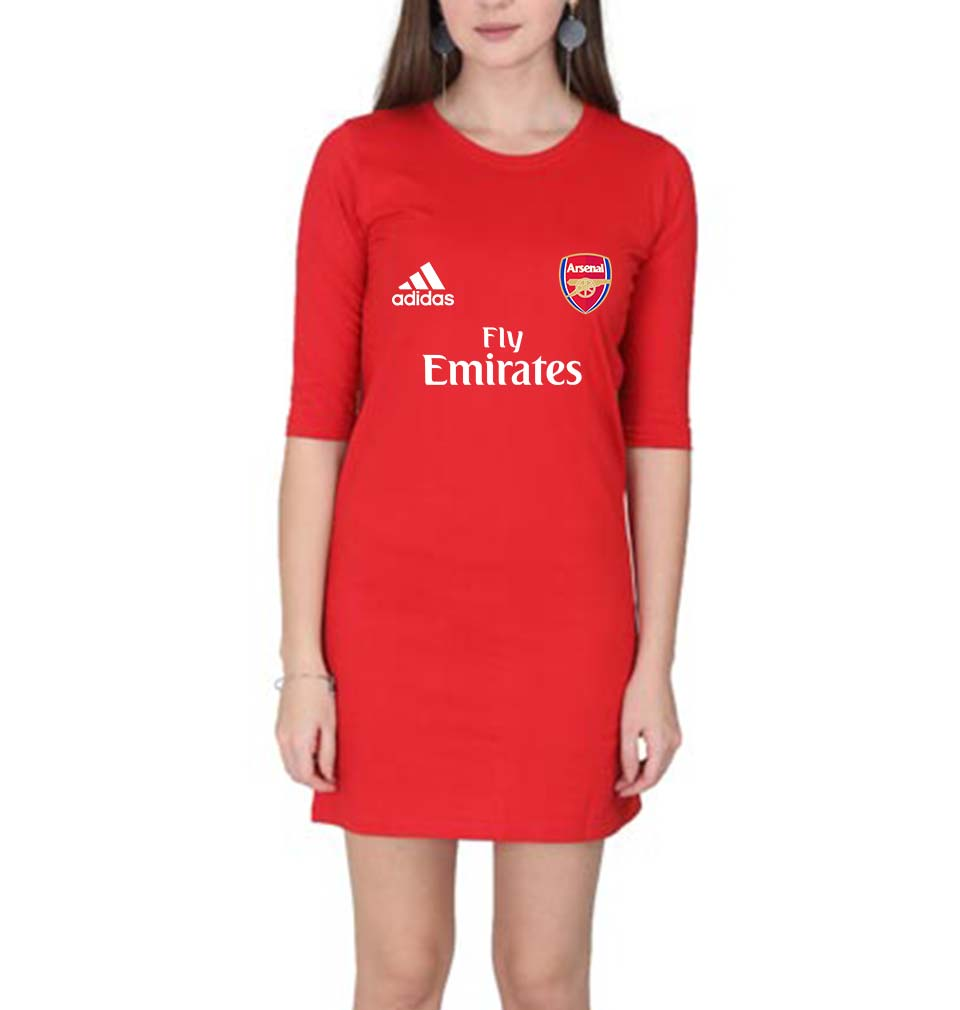 Arsenal Long Top for Women